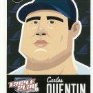 2012 Triple Play Carlos Quentin No. 67