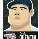 2012 Triple Play Carlos Quentin No. 67