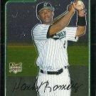 2006 Bowman Chrome Hanley Ramirez No. 204 RC