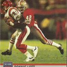 1990 Pro Set All-Time Team Ronnie Lott No. 105