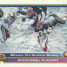 1991 Bowman Buffalo Bills, Miami Dolphins No. 551