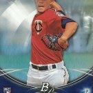 2016 Bowman Platinum Jose Berrios No. 37 RC
