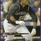 2012 Topps Hector Gomez No. 534 RC