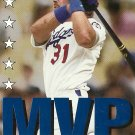 1993 Donruss MVP Mike Piazza No. 7 of 28