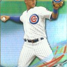 2016 Bowman Platinum Top Prospects Gleyber Torres No. TP-GT RC