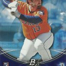 2016 Bowman Platinum Tyler White No. 90 RC