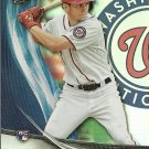 2016 Bowman Platinum Next Generation Trea Turner No. NG-30 RC