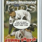 2006 Topps Sports Illustrated for Kids Funny Photos Tadahito Iguchi No. 17 of 25