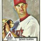 2007 Topps '52 Doug Slaten No. 87 RC
