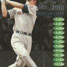 1998 Dugout Axcess Double Header Chipper Jones No. 9 of 20 DH