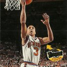 1993-94 Topps Stadium Club John Starks No. 350