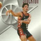 1996 Fleer Texaco USA Basketball John Stockton No. 12
