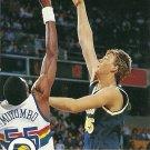 1994 NBA Hoops Rik Smits No. 92