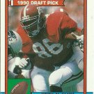 1990 Topps Keith McCants No. 399 RC