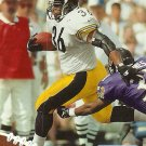 1998 Topps Stadium Club Jerome Bettis No. 60