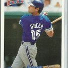 1996 Bazooka Shawn Green No. 105