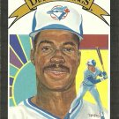 1988 Donruss Fred McGriff No. 16 Diamond Kings