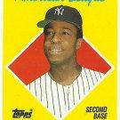 1988 Topps Willie Randolph No. 387
