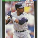 1989 Donruss Willie Randolph No. 395
