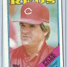 1988 Topps Pete Rose No. 475