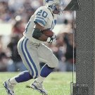 1997 Pinnacle Quarterback Club Barry Sanders No. 8 or 9