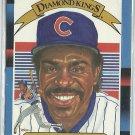 1987 Donruss Andre Dawson No. 9 Diamond Kings