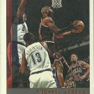 1997 Upper Deck Michael Jordan No. 123