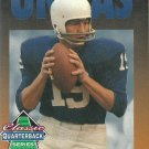 1995 Tombstone Pizza Johnny Unitas No. 12 of 12