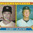 1983 Topps Bobby Murcer No. 783