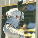 1989 Fleer Eddie Murray No. 611