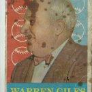 1959 Topps Warren Giles No. 200