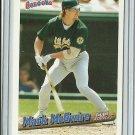 1996 Bazooka Mark McGwire No. 74
