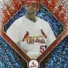 2011 Topps Diamond Stars Albert Pujols No. DS-10