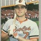 1989 Fleer Bill Ripken No. 616