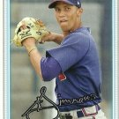 2010 Bowman Draft Picks and Prospects Andrelton Simmons No. BDPP23 RC