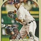 2011 Topps Gypsy Queen Jhonny Peralta No. 232