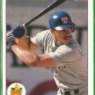 1990 Upper Deck Juan Gonzalez No. 72 RC