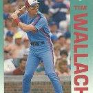 1992 Fleer Tim Wallach No. 494