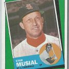 1988 Topps Stan Musial No. 665