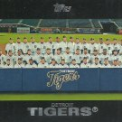 2007 Topps Detroit Tigers No. 597