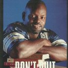 1994 NFL It's A Fact Emmitt Smith No. 3