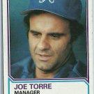 1983 Topps Joe Torre No. 126