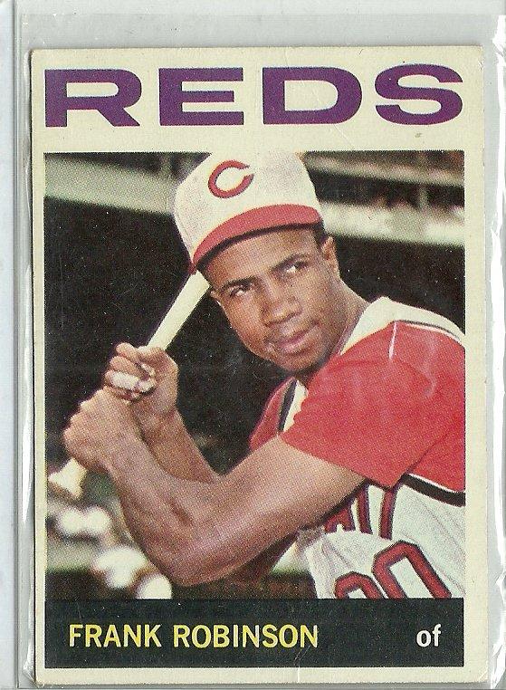1964 Topps Frank Robinson No. 260