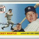 2007 Topps Mickey Mantle Home Run History No. MHR361