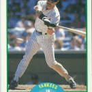 1989 Score Don Mattingly No. 100