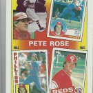 1986 Topps Pete Rose No. 7