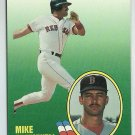 1989 Fleer All-Star Team Mike Greenwell No. 6 of 12