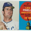 2008 Topps 50th Anniversary All-Star Rookie Team Lou Piniella No. AR6