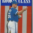 1996 Collector's Choice Mike Sweeney No. 438 RC