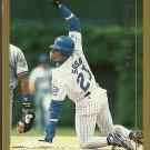 1999 Topps Sammy Sosa No. 66